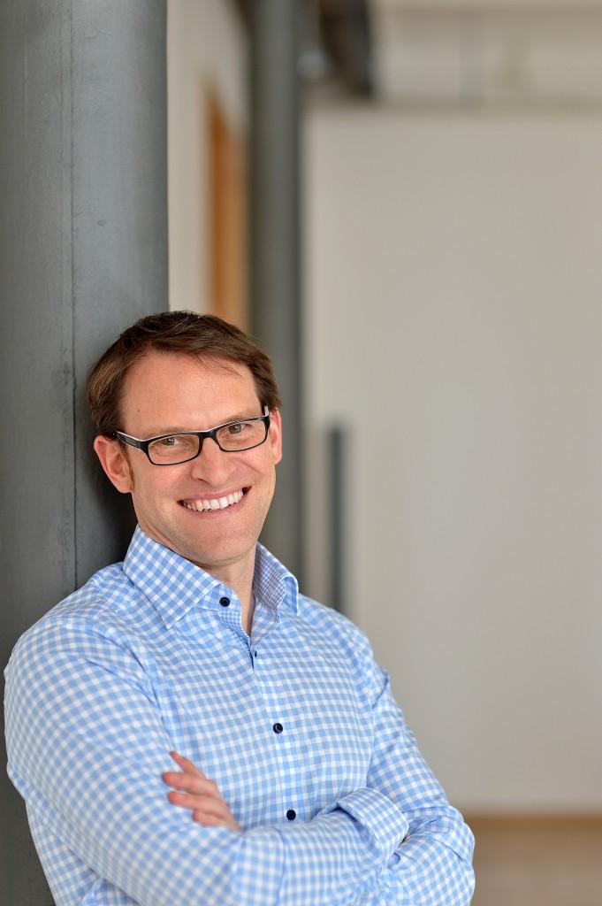 Holger Zimmermann, Architekt bei m+ architekten © Nicole Bouillon Fotografie, Businessfotos Koblenz