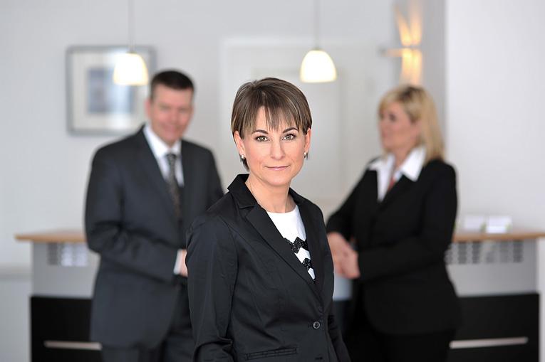 Ellen Grünewald, Rechtsanwältin