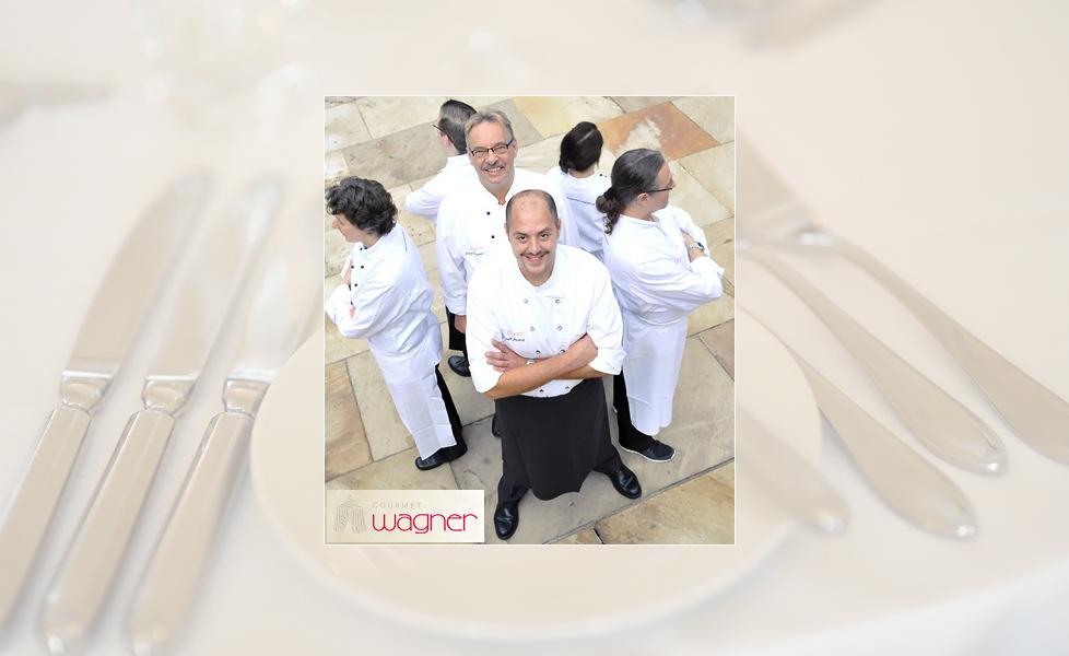 Jupp Wagner und Christian Jurecz, Gourmet Wagner
