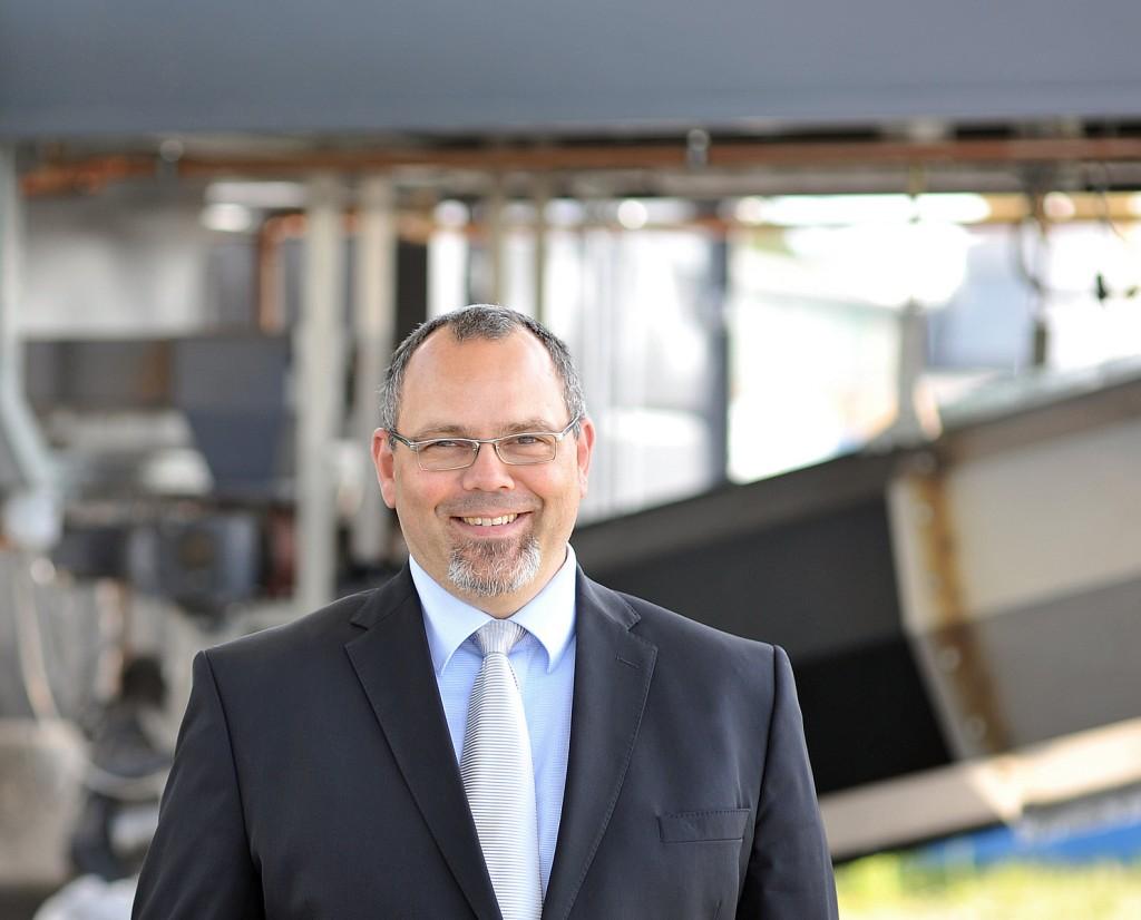 Helmut Gerber, Geschäftsführer Pyreg © Nicole Bouillon Fotografie, Businessfotos Dörth