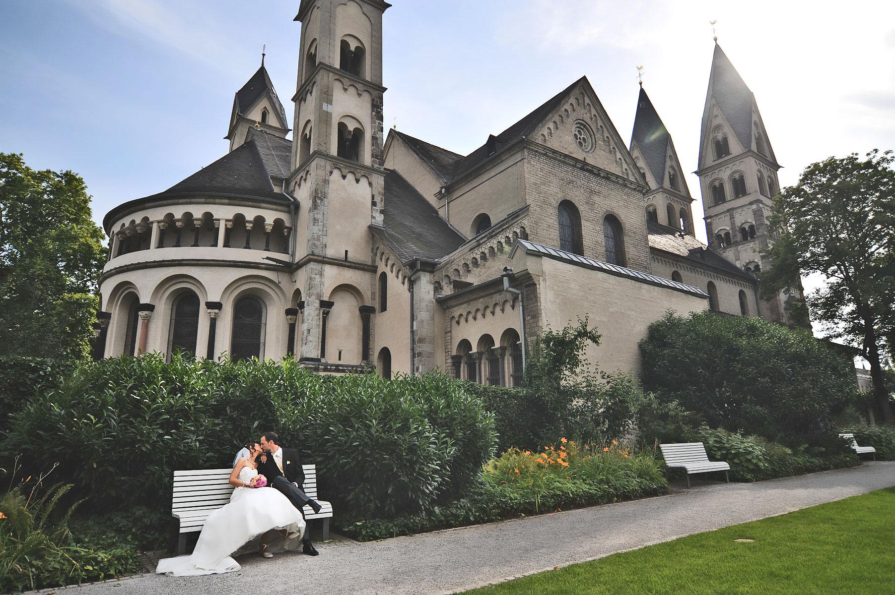 Brautpaarfotos Koblenz, © Nicole Bouillon Fotografie, Hochzeitsfotografin