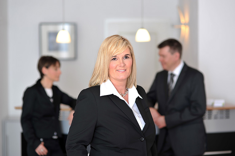 Nicole Hofmann-Jordan, Rechtsanwältin