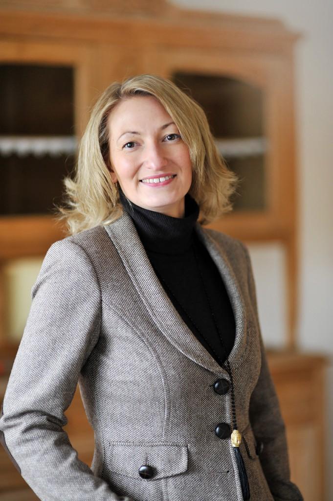 Sandra Wimmeler, Geschäftsführerin Windspiel Gin