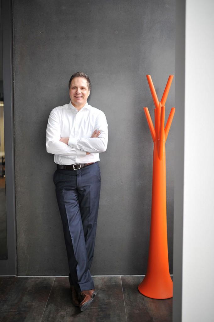 Dr. Kai Rinklake, Geschäftsführer Skylotec