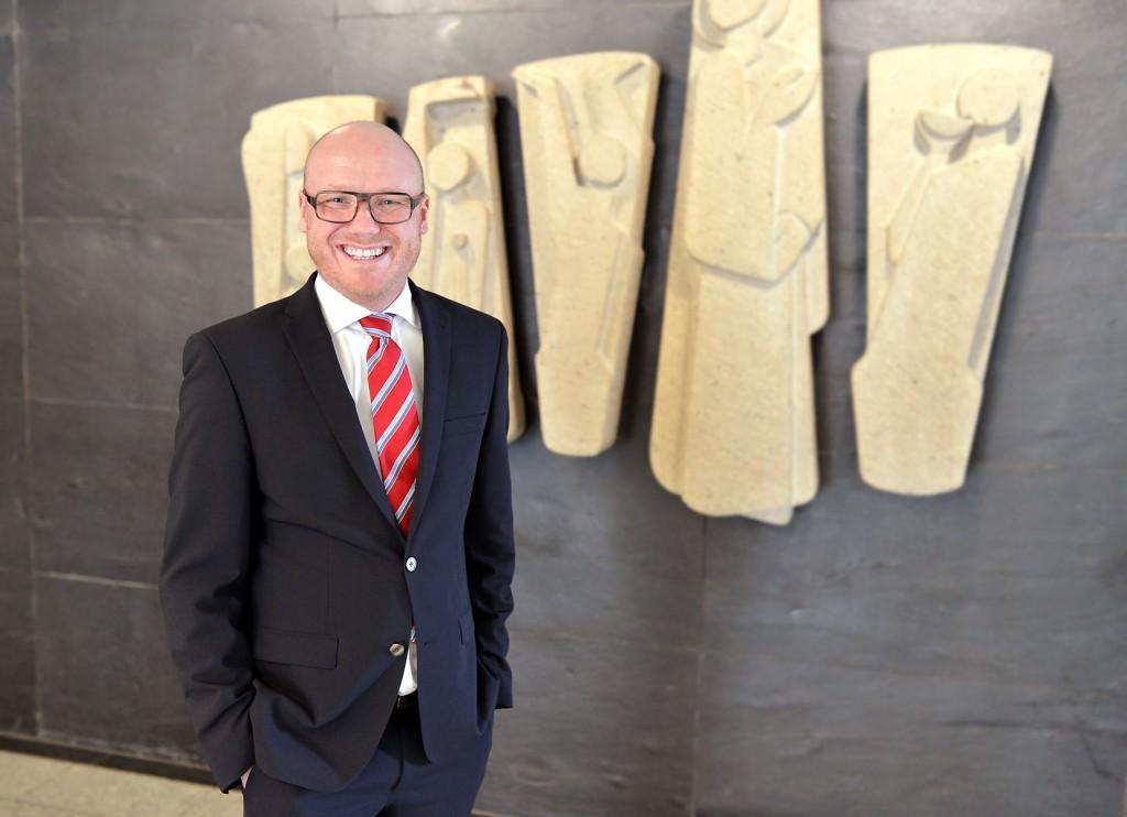 Dr. Pascal Scher, Geschäftsführer Ihr Gesundheitszentrum GmbH, Lahnstein