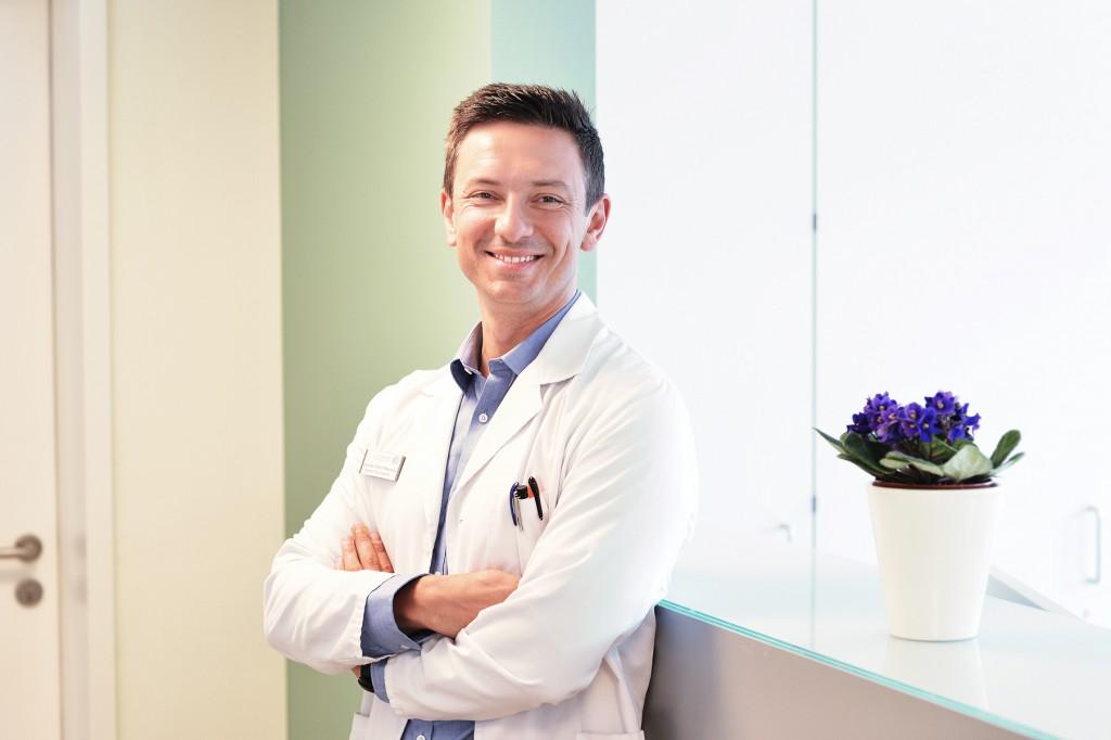 Aleksandar Hadji-Naumov, St. Elisabeth Krankenhaus Lahnstein. Oberarzt der Klinik für Psychiatrie und Psychotherapie
