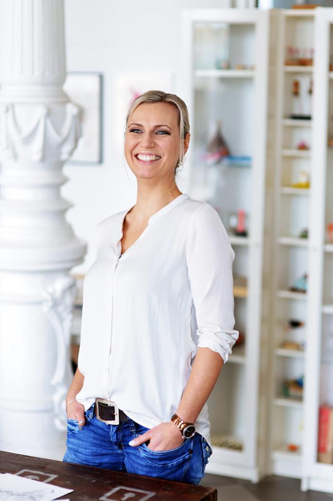 Corinna Schmitz, Sängerin und Vocalcoach