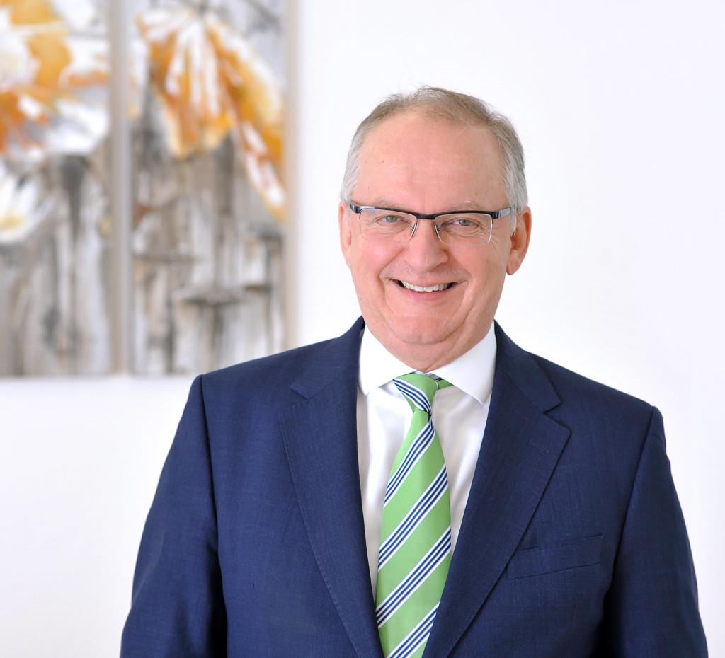 Helmut Heimfarth, Geschäftsführer ETL-Heimfarth Koblenz
