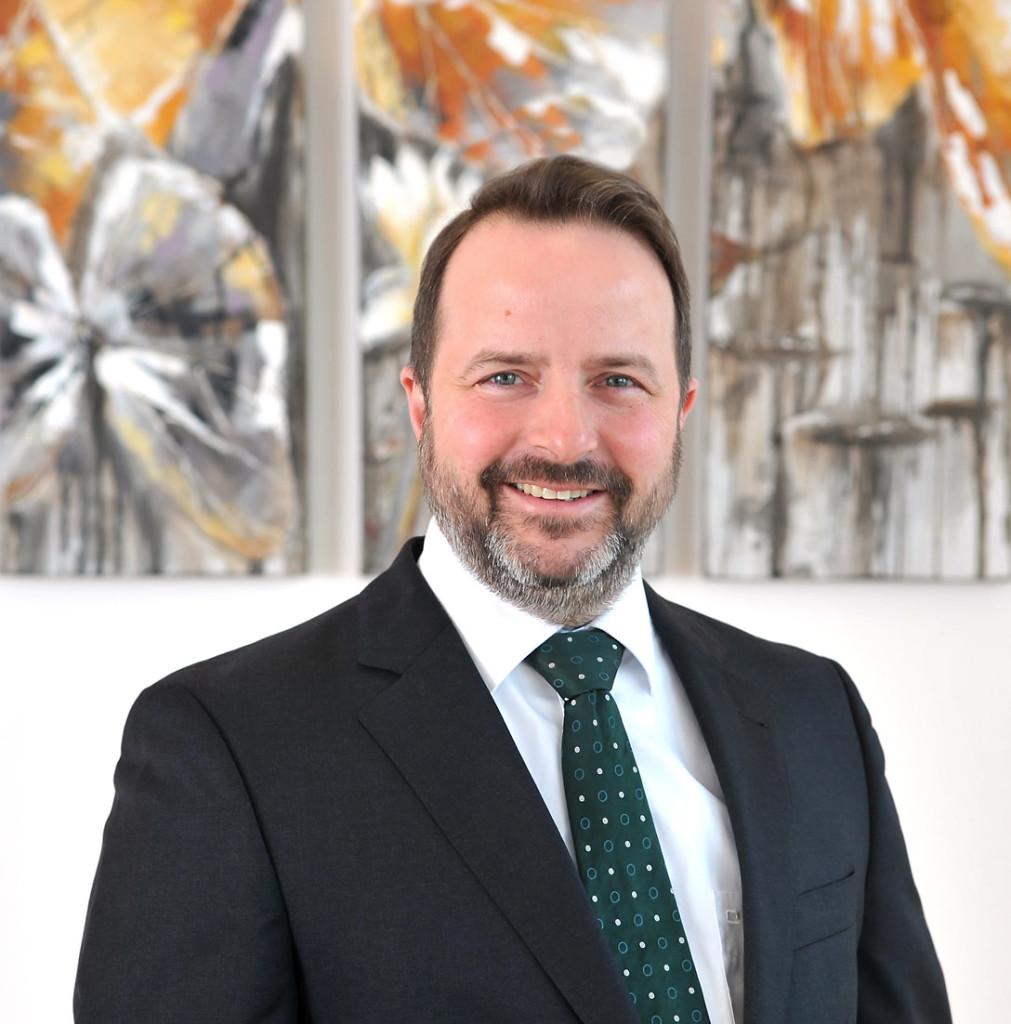 Sandro Minafra, Geschäftsführer ETL-Heimfarth Koblenz